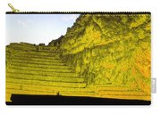 Incan Ruins Sacred Valley Peru Carry-all Pouch