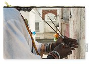 Incense For Marie Laveau Carry-all Pouch by Kathleen K Parker