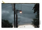 Incoming Storms Carry-all Pouch