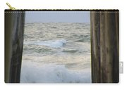 Incoming Tide At 32nd Street Pier Avalon New Jersey Carry-all Pouch