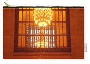 Incredible Art Nouveau Antique Grand Central Station - New York Carry-all Pouch