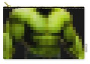 Incredible Hulk Carry-all Pouch by Tony Rubino