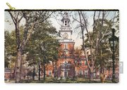 Independence Hall 1900 Carry-all Pouch