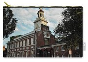 Independence Hall Carry-all Pouch