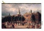 Independence Hall In Philadelphia Carry-all Pouch