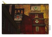 Independence Hall Philadelphia Let Freedom Ring Carry-all Pouch