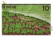 India 10.00 Stamp Carry-all Pouch