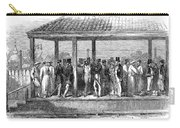 India Train Station, 1854 Carry-all Pouch