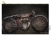 Indian Board Track Racer Carry-all Pouch