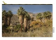 Indian Canyons Carry-all Pouch