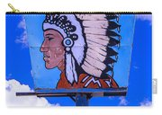 Indian Chief Sign Carry-all Pouch
