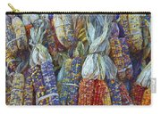 Indian Corn - Fall Colors Carry-all Pouch