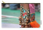 Indian Feet Carry-all Pouch