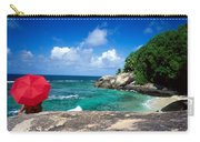 Indian Ocean Moyenne Island Seychelles Carry-all Pouch