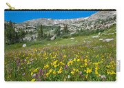 Indian Peaks Wildflower Meadow Carry-all Pouch