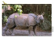 Indian Rhinoceros Carry-all Pouch