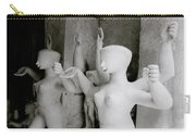 Indian Sculpture Carry-all Pouch