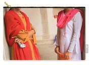 Indian Sewing Students Carry-all Pouch