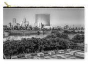 Indiana - Downtown From Across White River Panoramic Carry-all Pouch