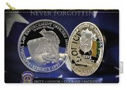 Indianapolis Metro Police Memorial Carry-all Pouch by Gary Yost