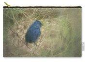 Indigo Blue Carry-all Pouch