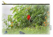 Indigo Bunting And Scarlet Tanager 2 Carry-all Pouch