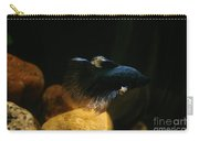 Indigo Scales Carry-all Pouch