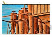Industrial Detail Photoart Carry-all Pouch