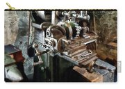 Industrial Gear Cutting Machine Carry-all Pouch