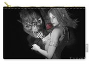 Infatuated  Roses Carry-all Pouch