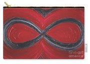 Infinite Love By Jrr Carry-all Pouch