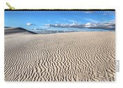 Infinite Sand Patterns Carry-all Pouch