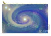 Infinity Blue Carry-all Pouch