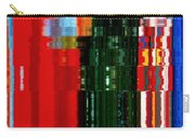 Infinity Jewel Mosaic  5 Carry-all Pouch