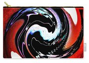 Infinity Multicultural American Flag Yin Yang 1 Carry-all Pouch