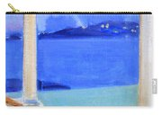 Infinity Pool At Twilight Carry-all Pouch
