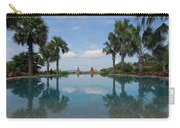 Infinity Pool Of Aureum Palace Hotel Carry-all Pouch