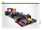 Infinity Red Bull Rb9 Formula 1 Race Car Carry-all Pouch