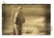 Infrared Dream Angel Carry-all Pouch