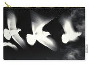 Infrared Gulls Carry-all Pouch