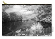 Infrared Mill Pond Carry-all Pouch