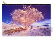 Infrared Tree Carry-all Pouch