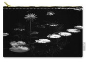 Infrared - Water Lily And Lily Pads Carry-all Pouch
