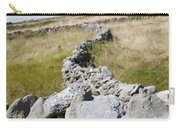 Inis Mor Fields Of Stone Carry-all Pouch