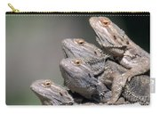Inland Bearded Dragons Carry-all Pouch