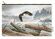 Inland Sea Eagle Carry-all Pouch