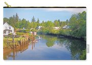 Inlet Of The Columbia River At Skamokawa Washington Carry-all Pouch