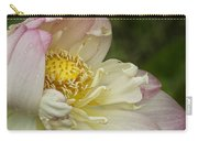 Inner Beauty Of The Lotus Carry-all Pouch