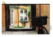 Inner Courtyard Carry-all Pouch
