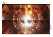 Inner Strength - Abstract Art Carry-all Pouch